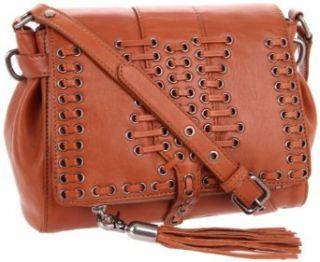 Rebecca Minkoff Dexter 10FFEYCUM2 Shoulder Bag,Almond,One