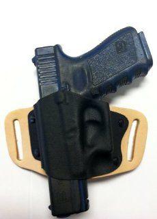 Beretta Nano 9mm OWB Left Hand Natural Gun Quick Slide