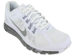 2013 RUNNING SHOES 9 Men US (WHITE/REFLECT SILVER/WOLF GREY) Shoes