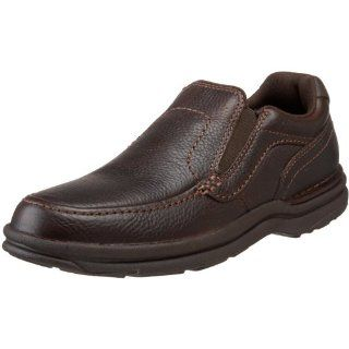 Mens World Tour Calaska Casual Walking Loafer,Chocolate,7 M US Shoes
