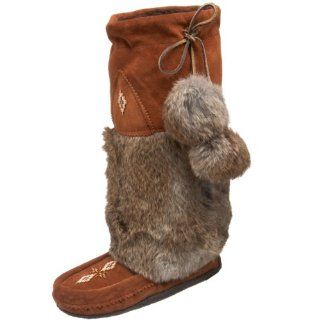 Manitobah Mukluks Womens Tall Mukluk Boot Shoes