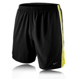 Nike 7 Tempo 2 In 1 Running Shorts   XX Large   Black