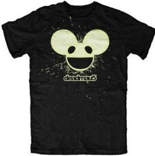 Deadmau5 Burst Mau Logo Glow Adult T shirt Clothing