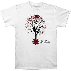 Rockabilia Red Hot Chili Peppers T shirt Clothing