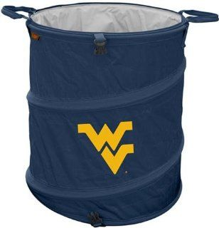 West Virginia Mountaineers WVU Beer Drink Trash Can Cooler