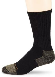 Carhartt Mens Steel Toe Cotton Crew Work Socks Clothing