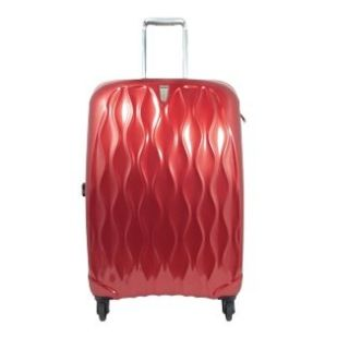 Antler Liquis 22 Carry On Hardside Spinner (Red