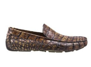 Casual Alligator Drivers Shoes By Franco Cuadra   Lust