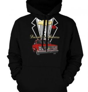 Chevy Pickup Truck Tuxedo, Dressed For Success Mens