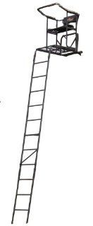 Big Game CR4200 16 Foot Executive Ladder Stand Sports