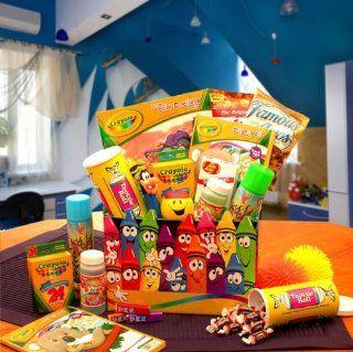 Unique Gift for Children Creative Kids Christmas Gift Basket for