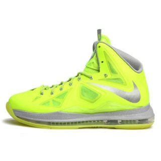 Nike Lebron X Mens Basketball Shoes 541100 700