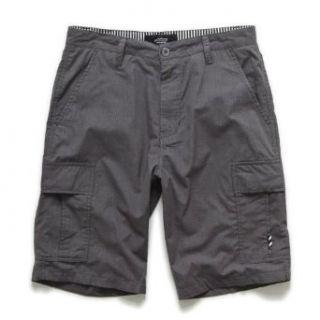 Alpinestars Fastback Chino Cargo Shorts   Black   30