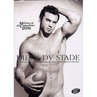 DIEUX DU STADE  Making of du calendrier 2006 en DVD DOCUMENTAIRE pas