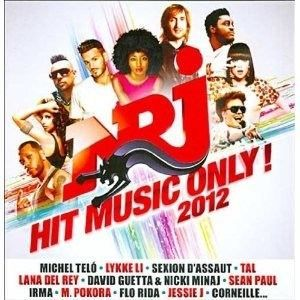 NRJ HIT MUSIC ONLY 2012   Compilation   Achat CD COMPILATION pas cher