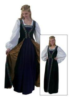 Renaissance Robe Du Soir Clothing