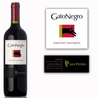 Gato Negro 2009   Achat / Vente VIN ROUGE Gato Negro 2009