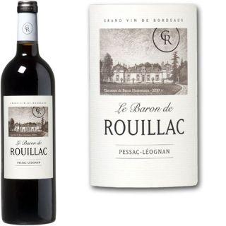 2009   Achat / Vente VIN ROUGE Le Baron de Rouillac 2009
