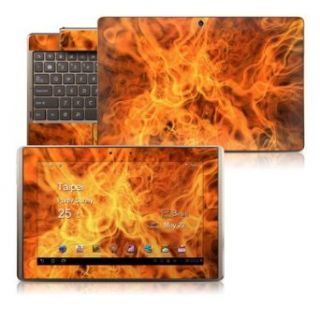 Combustion Design Skin Decal Cover Sticker for Asus Eee