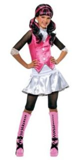 Monster High Draculaura Child Costume   Medium Clothing