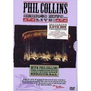 PHIL COLLINS en DVD MUSICAUX pas cher