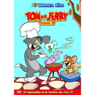 Tom et Jerry, vol. 10 en DVD DESSIN ANIME pas cher