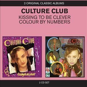 CULTURE CLUB Kissing To Be Clever/Colour by Number   Achat CD VARIETE