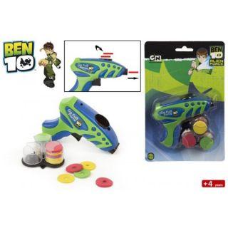 BEN 10   Pistolet à cible   Achat / Vente JEU DE TIR BEN 10