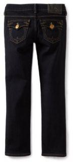 True Religion Girls 2 6X Julie Lonestar Skinny Jean