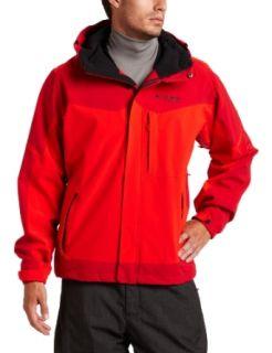 Columbia Mens Assimilate Softshell Jacket (Hot Rod, XX