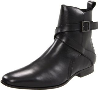 Kenneth Cole New York Mens Board Member Boot,Black,10 M US Shoes