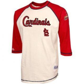 MLB Majestic St. Louis Cardinals Preschool Three Quarter