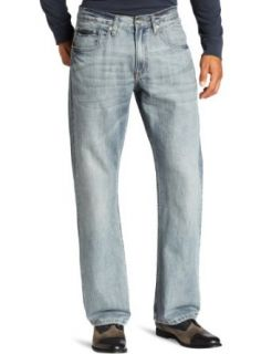 Lee Mens Relaxed Boot Cut Belted Jean Clothing