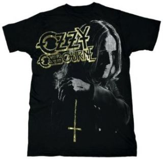 FEA Mens Ozzy Osbourne Short Sleeve T Shirt Clothing