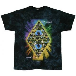 Pink Floyd   Crazy Diamond Tie Dye T Shirt Clothing