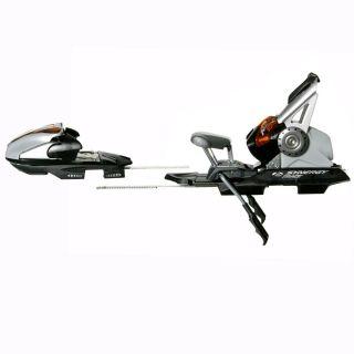 NORDICA Ski Suv 6 + MARKER Fixation NO312 Titanium   Achat / Vente SKI