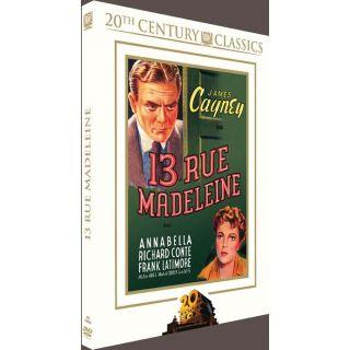 DVD 13 RUE MADELEINE en DVD FILM pas cher