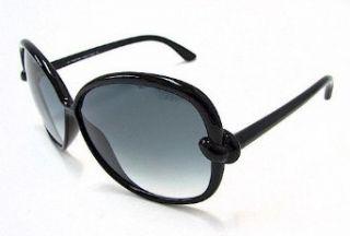 TOM FORD Ingrid TF 163 Sunglasses TF163 Black 01B Shades