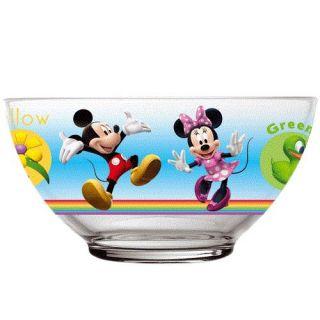 Bol Mickey   Bol Mickey Dim  13 cm   50 cl En verre Qualité Luminarc