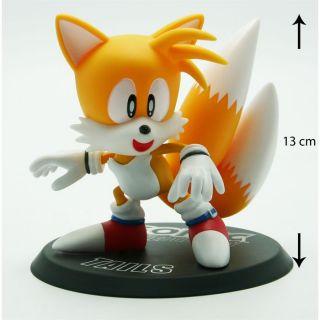 Figurine Tails 13 cm   Achat / Vente FIGURINE Sonic Figurine Tails 13