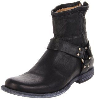 FRYE Mens Phillip 87870 Harness Boot Shoes