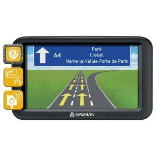Europe 15 CAV   Achat / Vente GPS AUTONOME GPS Navman F610 Europe 15