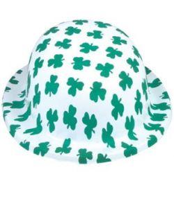 St Pattys Day Irish Leprechaun Shamrock Derby Party Hat