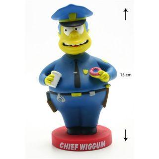 Simpsons Bobble Head 15 cm Chief Wiggum   Achat / Vente FIGURINE