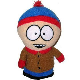 South Park Stan Plush Doll 10 Inch Clothing