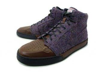 Mens High Top Sneaker (11, Blueprint/Blueprint Black Pine) Shoes