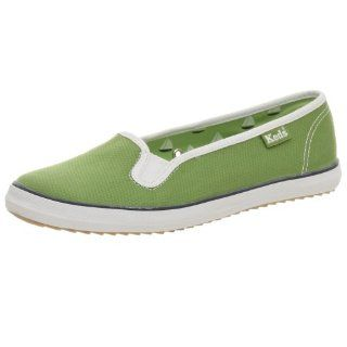 Keds Womens Champion Chatham Mini Slip On,Vineyard Green,7 M Shoes