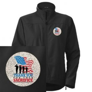 Artsmith, Inc. Womens Embroidered Jacket US Military Army