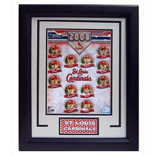 2008 St. Louis Cardinals 11x14 Deluxe Frame