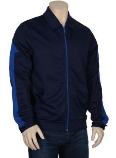 Marc Jacobs Mens Navy Blue Track Jacket Large L Euro 52